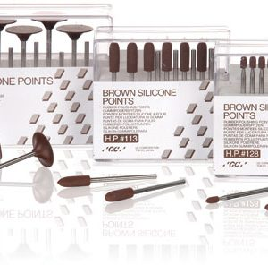 GC Brown Silicone Points-0