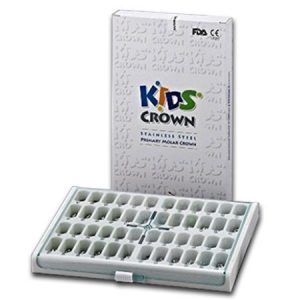Kidscrown Primary molar Assorted kit-0
