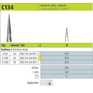 Jota C134-0