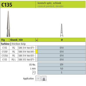 Jota C135-0