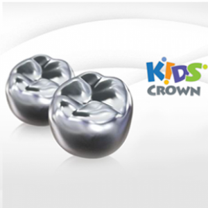 Kidscrown Primary Molar Crown Refill-0