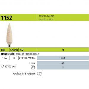 Jota 1152 - 060 - HP (Polishers & Brushes) -0