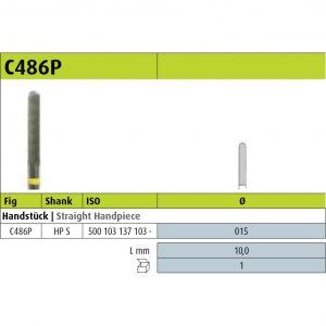 Jota C486P - 015 - HP S (Milling burs) -0