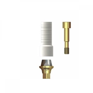 SGS - Abutment for Bars - S1TD 1.5mm-0